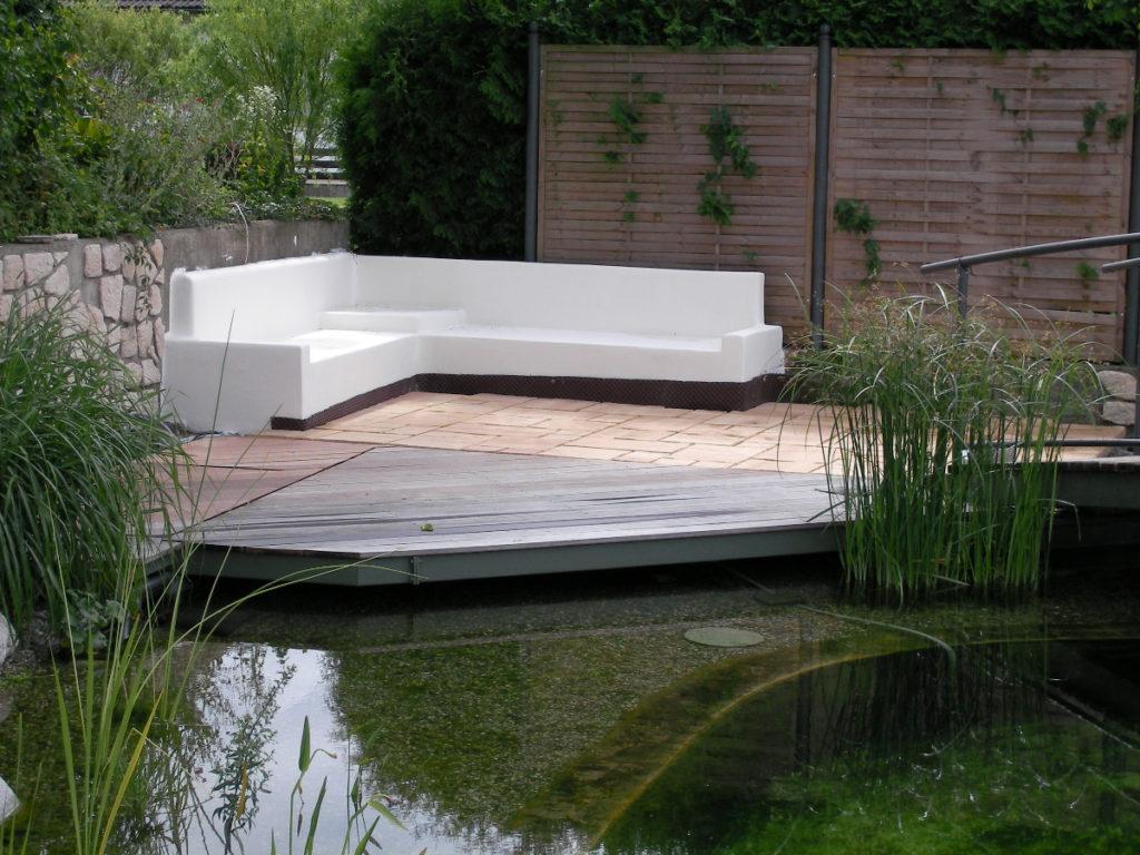 Teich Sofa